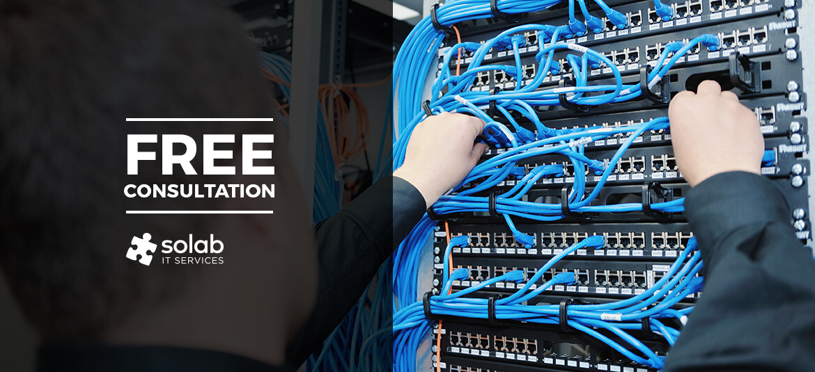 Cabling in Aberdeen Free Consultation Data Cabling Structured Cabling Network Cabling