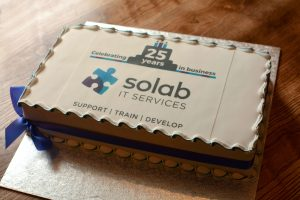 Solab celebrating 25 years in business