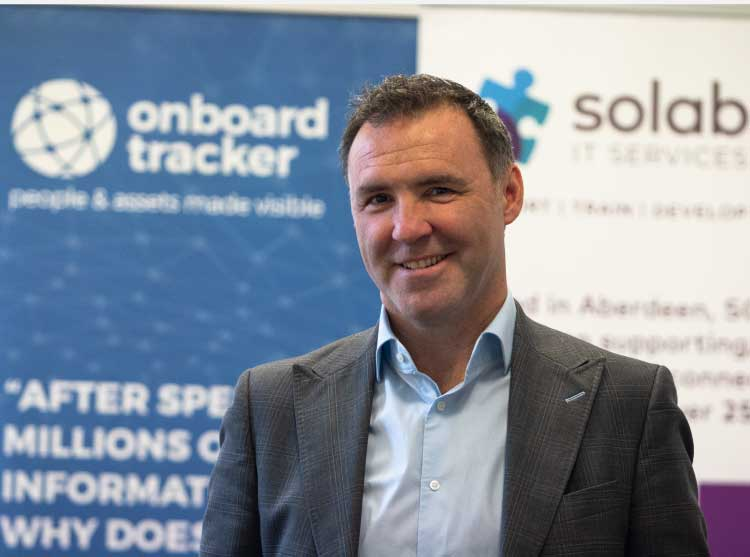 Kevin Coll Solab Onboard Tracker