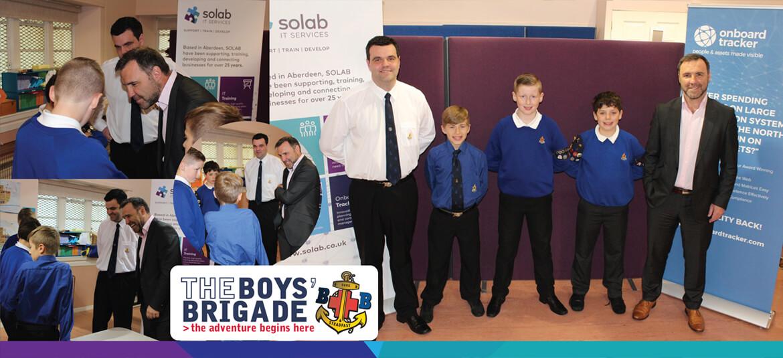 Boys Brigade Annual Display 2016