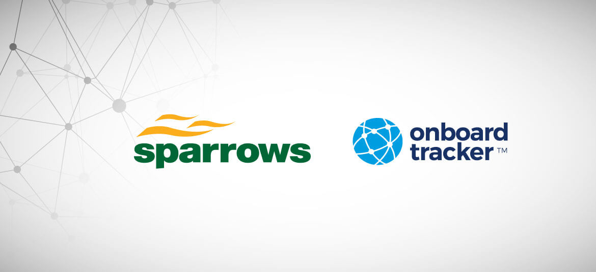 Sparrows Group implement Onboard Tracker software